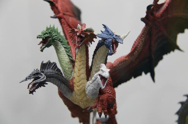 DnD Dragons