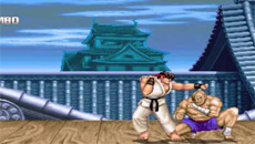 Classic Street Fighter